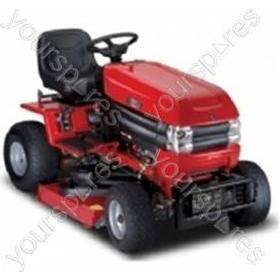 OBSOLETE F250 4TRAC Tractor + 36 HGM Deck 726cc Kawasaki FR730 Twin C