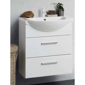 Badeværelse vask 60 skuffer Badeværelsesmøbler - Sammenlign priser ...