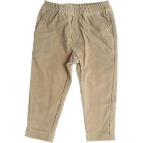 Moncler Baby Pants for Boys On Sale, Sand, Cotton, 2017, 46 48