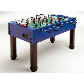 Bandito Sport - Foosball / Fotbollsspel - Kicker Master Cup - Blå
