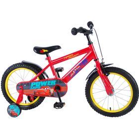 Cars 3 Børnecykel 16 tommer - Disney Cars børnecykel 816482