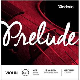 D'Addario Prelude J810 4/4M violinstrenge