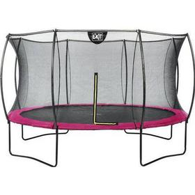 Exit Silhouette Trampoline + Safety Net 305cm