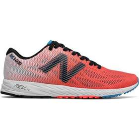 5f5c9a11d9 New Balance 1400v6 W - Vivid Coral with Black & Maldives Blue