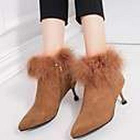 Vinterstøvler Stiletter Sko Sammenlign priser hos