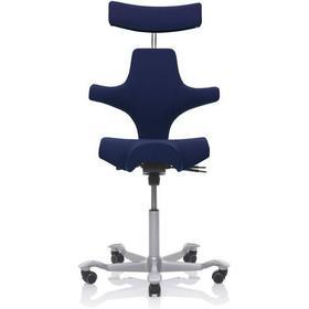 Håg Capisco 8107 20cm Saddle Chair