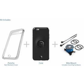 Quad Lock - Bike kit - Cover, frontcover og beslag til styr/frempind - Til iPhone 6/6s