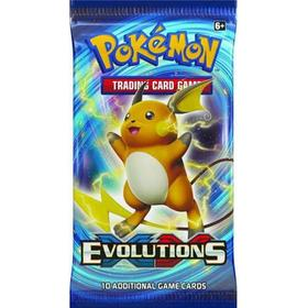 Pokémon XY Evolutions Booster Pack