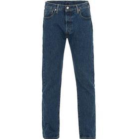 Levi's 501 Original Fit Stretch Jeans Dark Stonewash (115010194)