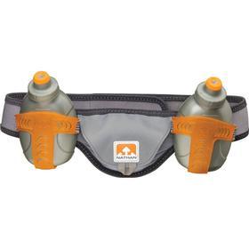 Nathan Speed 2 Drikkesystem grå/orange XL 2017 Løbebælter & armtasker