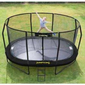Jumpking Trampoline 460x305cm