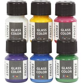 Glass Color Frost 6x35ml