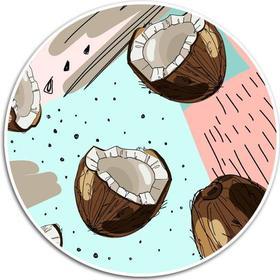 Popmount vit - coconut crash