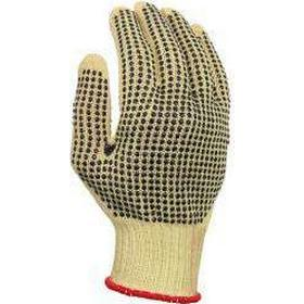 Rothco Shurrite Cut Resistant Gloves With Gripper Dots Yellow