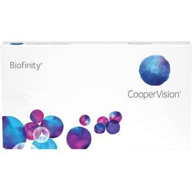 CooperVision Biofinity 6-pack