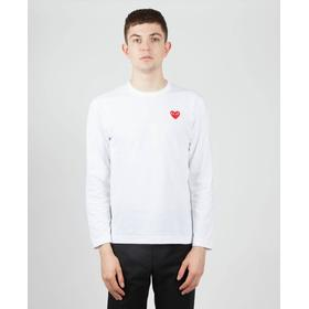 Play Long Sleeve Logo T-Shirt