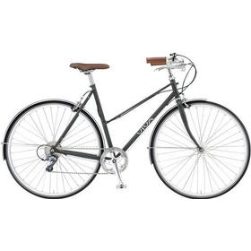 Belissimo Mixte brown 18, bycykel, dame