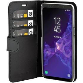 VALENTA BOOKLET CLASSIC LUXE GALAXY S9 PLUS Sort