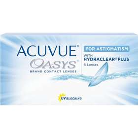 cd67f6e9b86c Acuvue oasys for astigmatism Kontaktlinser - Sammenlign priser hos ...