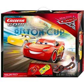 Carrera Disney Pixar Cars 3 - Ride the Track
