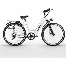 GreatWhite Electric Bike Female Damcykel