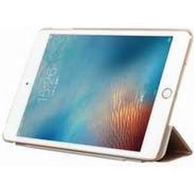 eSTUFF Smart Cover - Skärmskydd för surfplatta - eco-läder - guld - för Apple 9.7-inch iPad Pro iPad Air 2