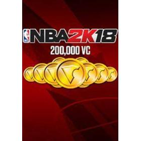 NBA 2K18 Virtual Currency XBOX LIVE Key XBOX ONE GLOBAL 200 000 Points