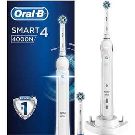 Oral b 4000 Eltandborstar - Jämför priser på PriceRunner 9747179fc4f29