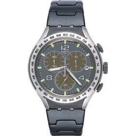Unisex Swatch Shark Attack Chronograph Watch