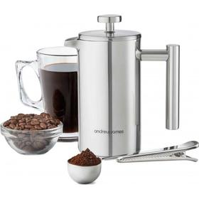 Andrew James Cafetiere Coffee Press 3 Cup