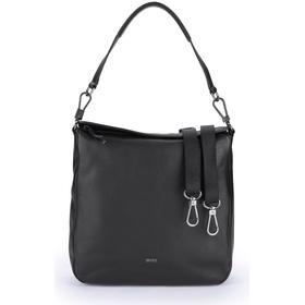 Shoppingväska för kvinnor, modell Lia 4 svart