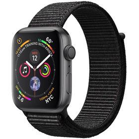Apple Watch Series 4 44mm Aluminum Case with Sport Loop