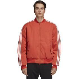 Men's jacket adidas Originals Ma1 Padded DH5034 ORANGE Size M