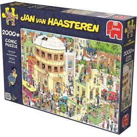 Jumbo Jan Van Haasteren The Great Escape 2000 Pieces