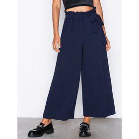 Topshop Tie Side Culottes Bukser