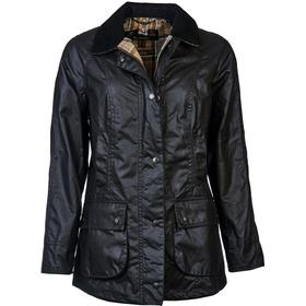 Barbour Beadnell Wax Jacket - Navy