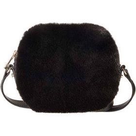 Oh! By Kopenhagen Fur Casey Mink Bag - Black