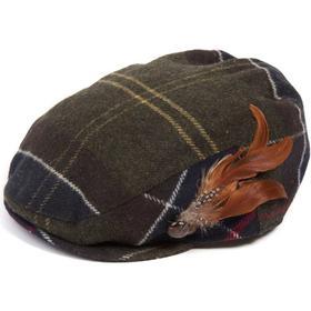 Barbour W's Tartan Wool Cap Classic