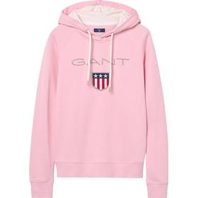 Gant Shield Sweat Hoodie - California Pink