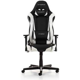 DxRacer Racing RO-NW Gaming Chair - Black/White