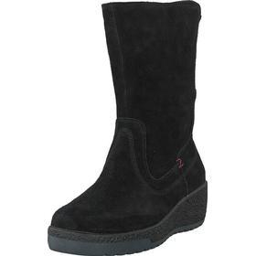 Soft Comfort Ada Black, Sko, Boots & Støvler, Boots med varmt for, Sort, Dame, 37