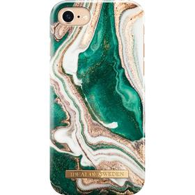 iDeal of Sweden Golden Jade Marble Fashion Case (iPhone 6/6S/7/8)