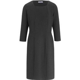 Jerseykjole 3/4-ærmer Fra Peter Hahn grå