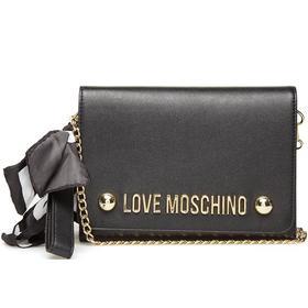 Lettering Love Moschino Grå