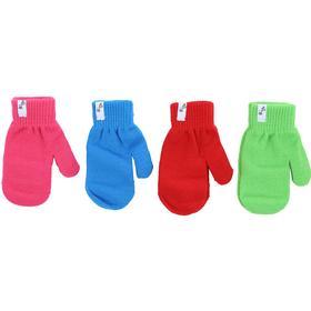 POLLOP 4-pack Mio - Flerfarvet - unisex - Tøj - Tilbehør - Handsker - Vanter