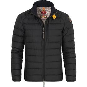 Parajumpers Ugo Super Lightweight Jacket Black (18WMPMJCKSL04) 823cbe0051160