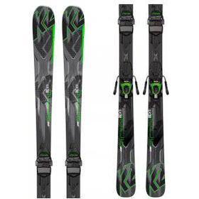 K2 AMP Rictor 90 XTi All Terrain Rocker Ski FLAT ohne Bindung Skisport & Snowboarding