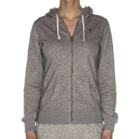 Champion Institutionals Hooded Full Zip Sweatshirt Grey 9493050e036db