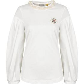 Moncler Simone Rocha Sweatshirt - White