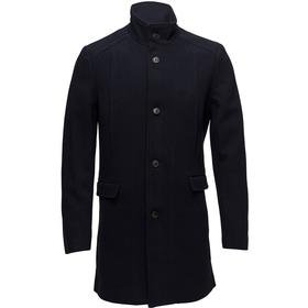 Selected Slhmosto Wool Coat - Dark Navy